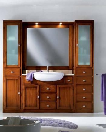 mobilier-de-baie-lemn-masiv-cires
