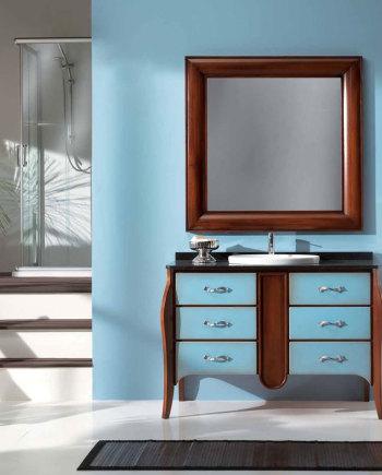 mobilier-de-baie-turcoaz-lemn-masiv-viruna
